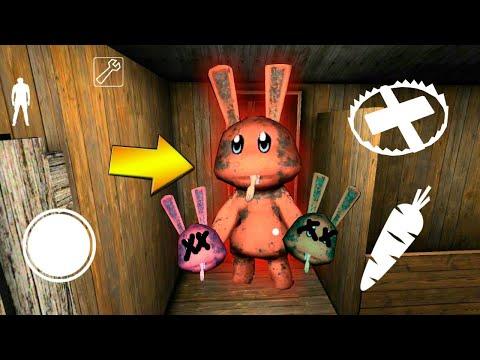 ЭТОТ *ПРОКЛЯТЫЙ* КРОЛИК ХОДИТ ЗА МНОЙ - The Evil Rabbit