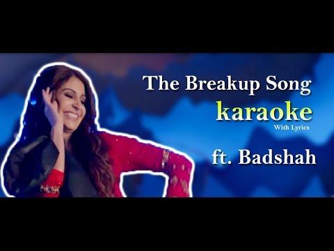 Breakup Karaoke ( ae dil hai mushkil ) Lyrical Video | Sing Choice