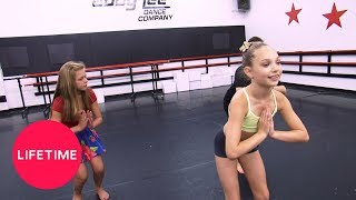 Dance Moms: Maddie Dedicates Her Solo to Hannah (Season 3 Flashback) | Lifetime