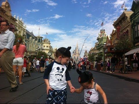 Disney World Vacation 2013