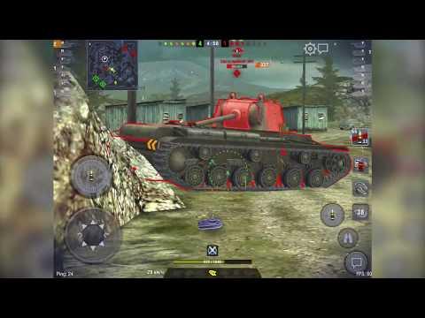 Обзор Type 58 Wot Blitz по первому впечатлению