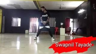 Dance plus video audition solo dance :: Hawa Hawa ( Mubarakan ) choreography by swapnil tayade