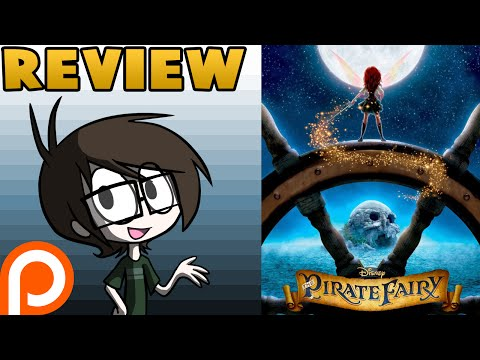 REVIEW - The Pirate Fairy (a Tinkerbell Movie) - Patreon Raffle WINNER!