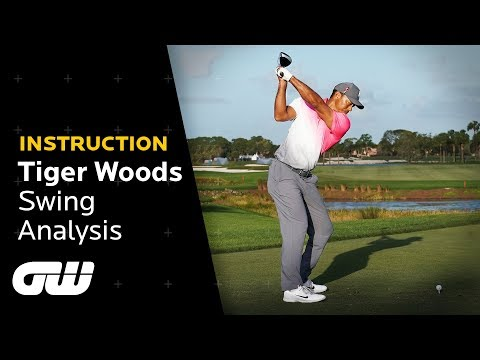 Tiger Woods Swing Analysis 2019 | Golfing World