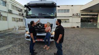 Download Mp3 Fim Do Ano Vem Mercedes Benz Por Aí Será! #sheilabellaver #caminhãorosa