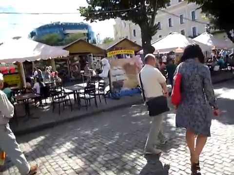 Дерибасовская  - best  улица в Одессе