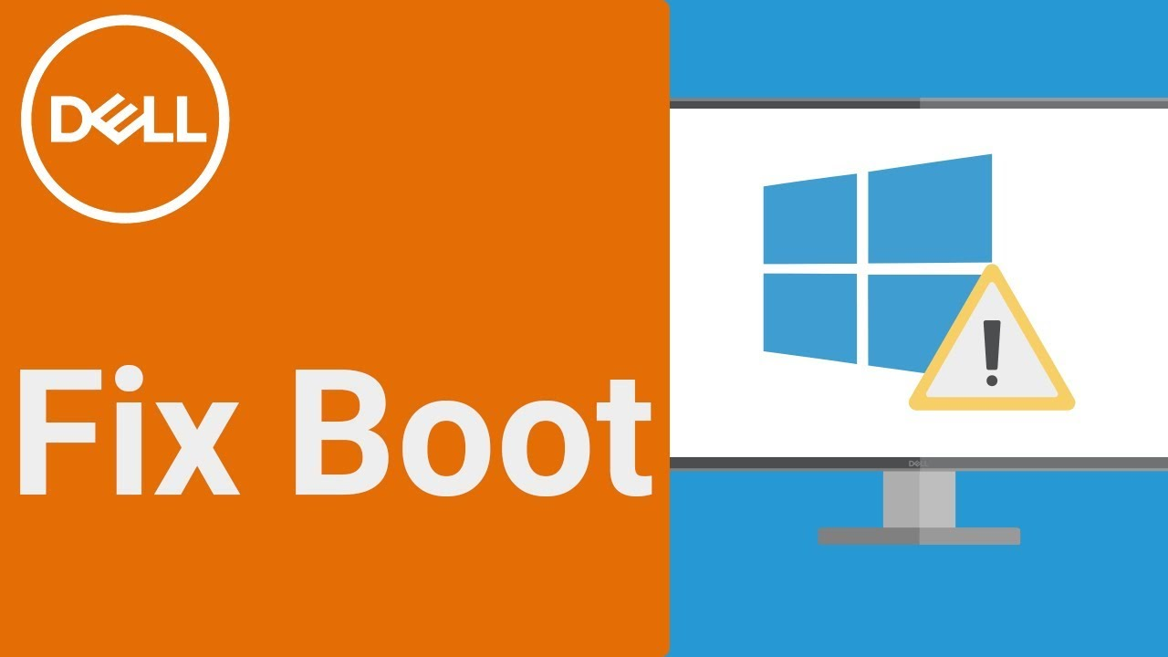 Fix boot in windows 10 official dell tech support youtube fix boot in windows 10 official dell tech support ccuart Images
