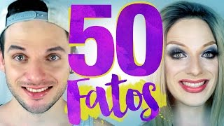 50 FATOS SOBRE MIM   Lorelay Fox ft. Danilo