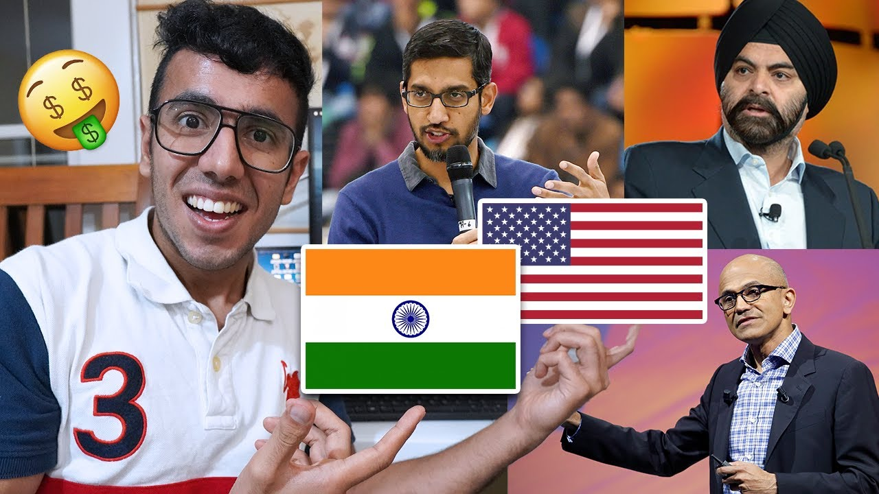 Why Indians are Most Successful in America? 💰