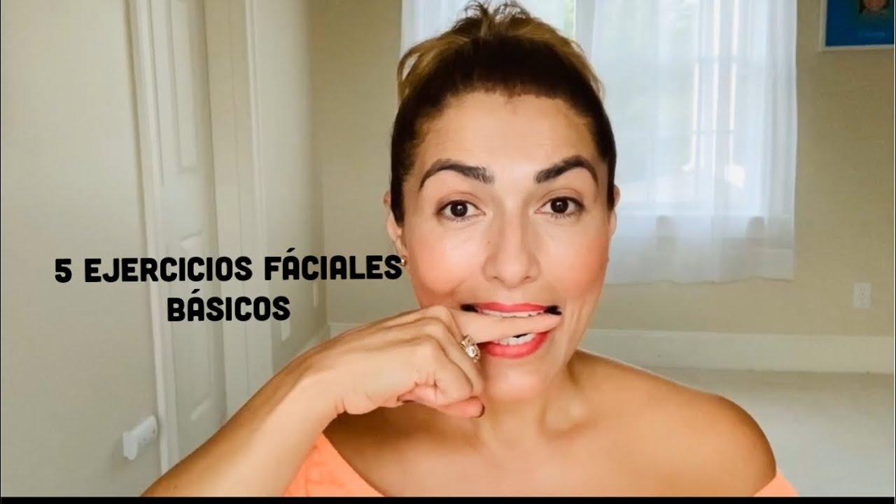 5 Ejercicios  Básicos de Yoga facial para tu tu Rutina Diaria
