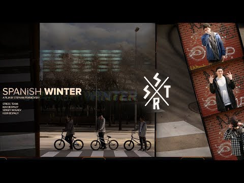 STRESS BMX  – Spanish Winter