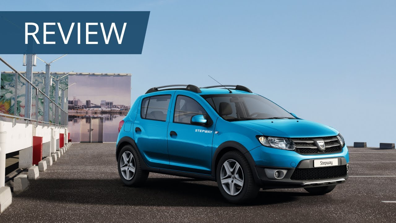 dacia sandero stepway 2015 review youtube. Black Bedroom Furniture Sets. Home Design Ideas