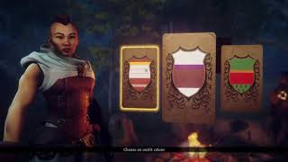 Hand of Fate 2 A Cold Hearth Gameplay (PC game)