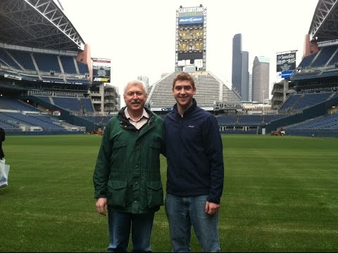 Centurylink Field Stadium Tour- Home of the Seattle Seahawks & Sounders