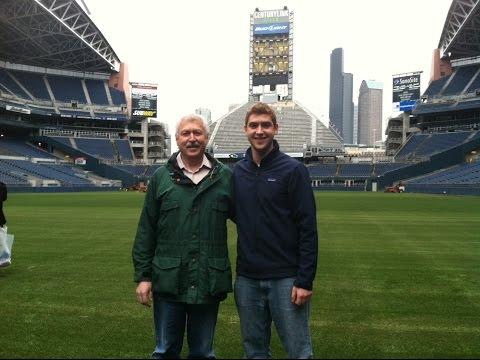 Centurylink Field Stadium Tour- Home of the Seattle Seahawks & Sounders