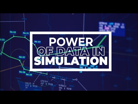 Power of Data in Simulation