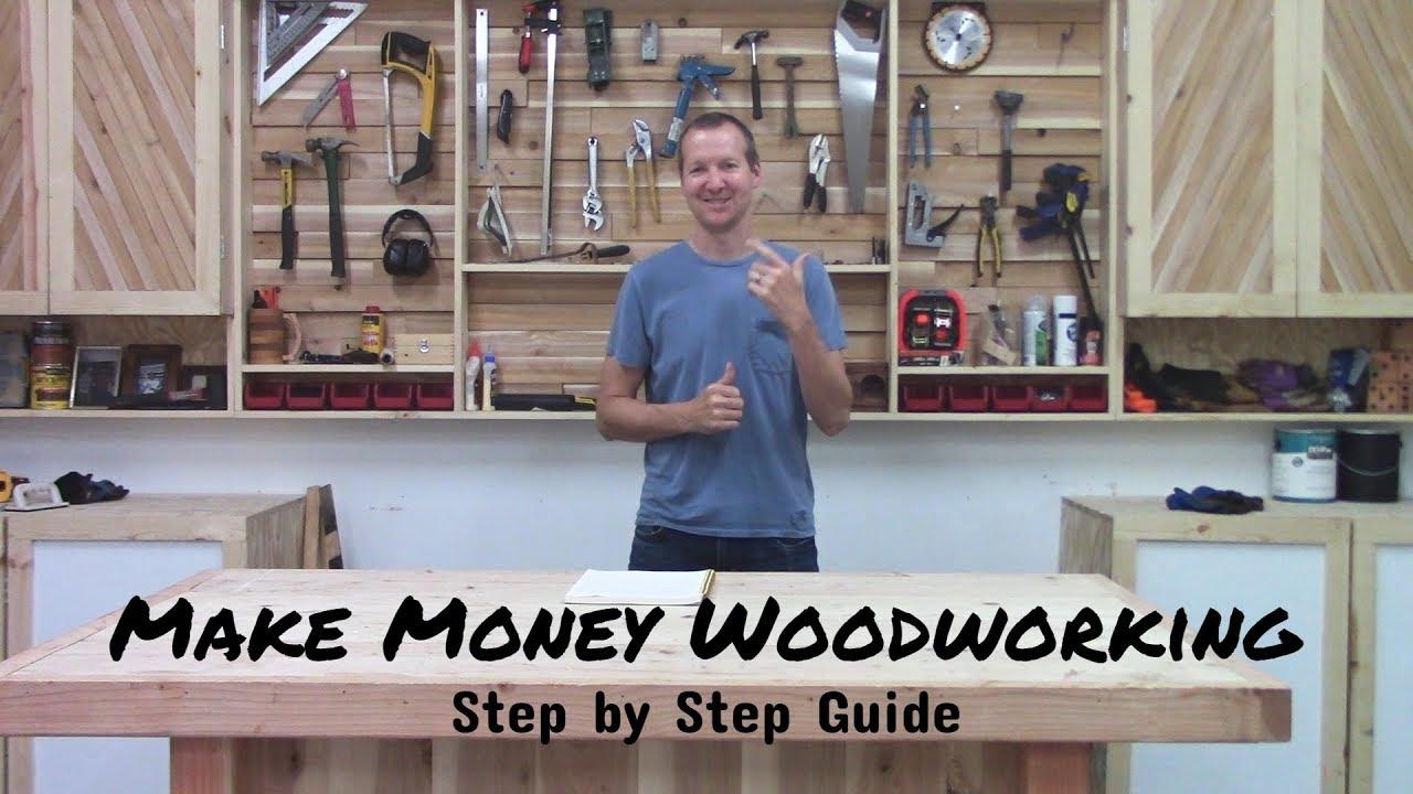 Make Money Woodworking - YouTube