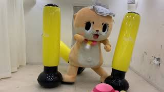 【Part37】ちぃたん☆欲張り動画セットJapanese Mascot Fails, Fights & Funny Moments Video