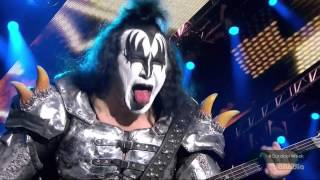 KISS Download Festival June 14, 2015 Detroit Rock City