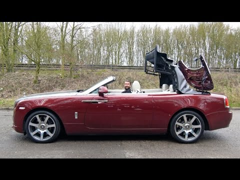 Looking To Buy A Convertible | Rolls Royce Dawn [Episode 1]