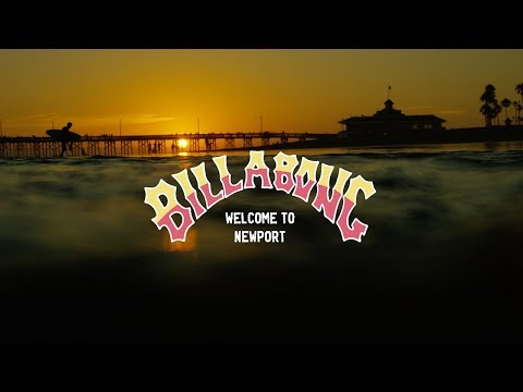 Welcome to Newport | Billabong