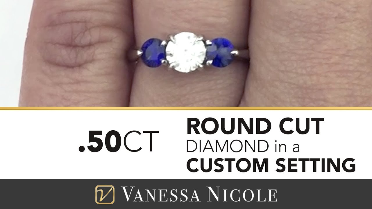 rad gold rose jewellery product sapphire ring rings blue venice bijoux