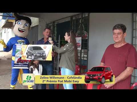 Zelino Willemann 2º Prêmio 19.01.2020 - Cafelândia