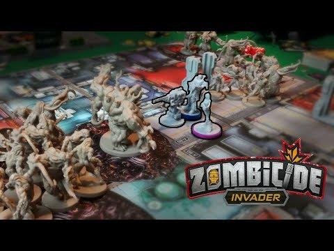Zombicide Invader: Partita Epica!
