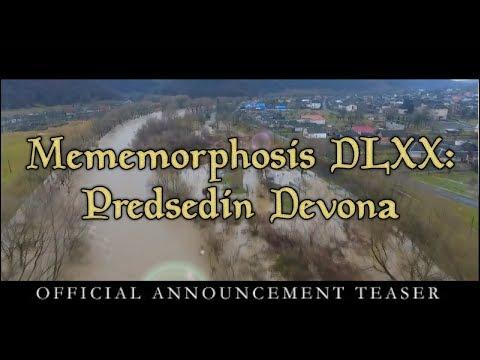 Mememorphosis DLXX – Official Chat Announcement Teaser