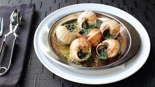 """snail-less-cargo"" - 100% Snail-free Escargot Recipe"