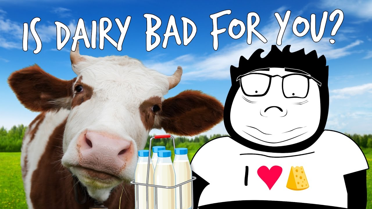 Is Dairy Bad for You? 6 Facts About Dairy for Your Health - YouTube