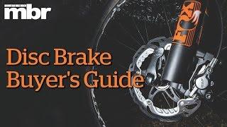 Mountain bike disc brake buyer