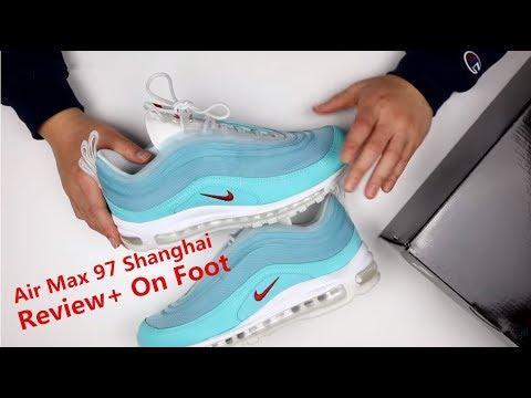 Air Max 97 Shanghai Kaleidoscope YouTube