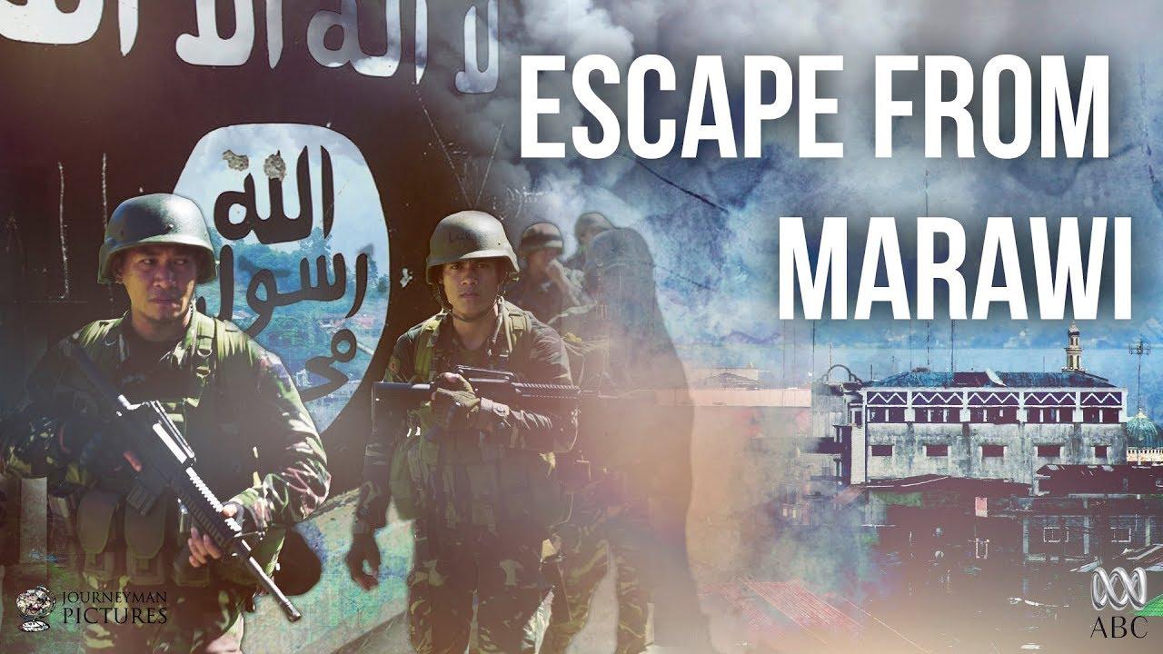 Escape From Marawi – Trailer