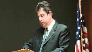 Newland & Newland, LLP Video - Bar Association Guest Lecturer Part 4