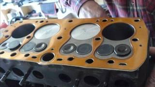 1958 Ford Prefect 101E Side Valve Engine