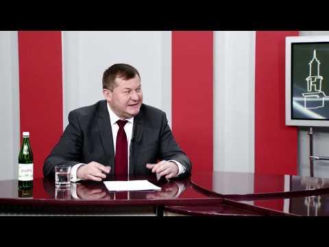 Актуальне інтерв'ю. В. Гладій. Про конкурс проектів місцевого самоврядування