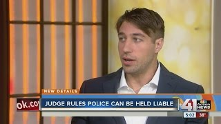 Judge rules police can be held liable in Ryan Ferguson case