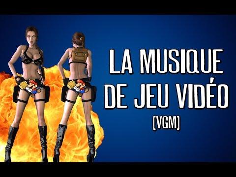 🔥 LA MUSIQUE DE JEU VIDEO [ VGM ] - #KRONOMUZIK