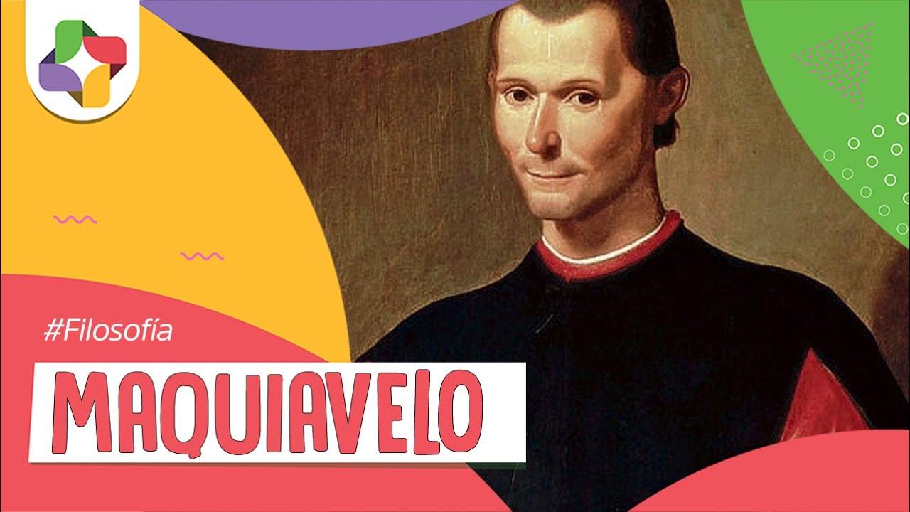 Maquiavelo Biografía Frases Libros Aportaciones Y Mucho Más
