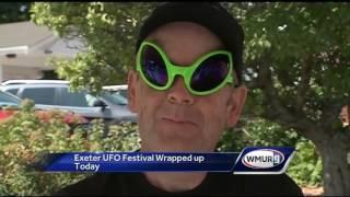 Gambar cover Exeter UFO Festival