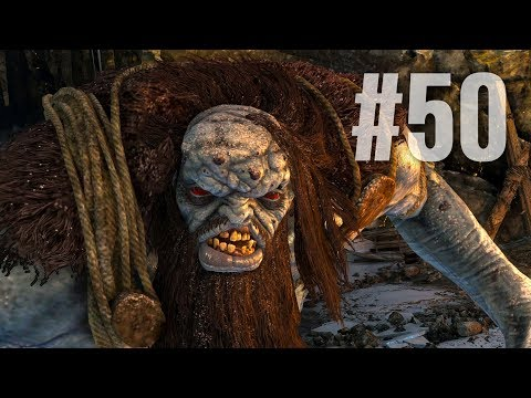 Let's Play The Witcher 3 Part 50 - The Ice Giant