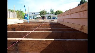 A Few Things To Consider Before Cutting Sagging Floor Joist In Half To Straighten Floor