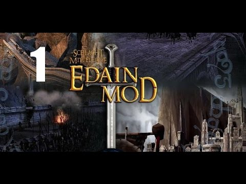скачать властелин колец битва за средиземье 2 эдайн мод img-1