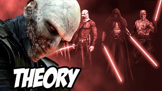 The Sith Lord Who Beat Death [Star Wars Episode 9 Theory]