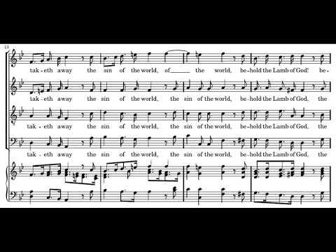 Händel: Messiah - 24. Behold the Lamb of God - Gardiner