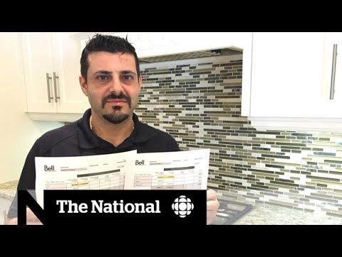 Bell's door-to-door sales pitches misleading | CBC Go Public