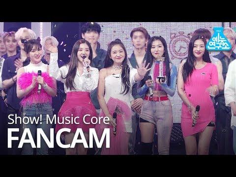 [예능연구소 직캠] No.1 Encore Ver. / Red Velvet - Zimzalabim, 레드벨벳 - 짐살라빔 @Show! Music Core 20190629