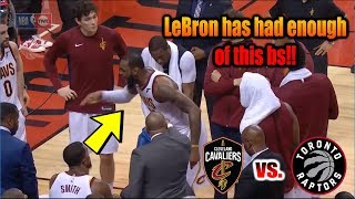 CAVS LOSE AGAIN!? WHERE IS OUR DEFENSE! CAVALIERS VS. RAPTORS 2018 (FUNNY RANT)