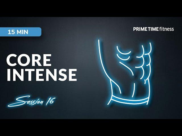 Core Intense live Workout Session Vol.16